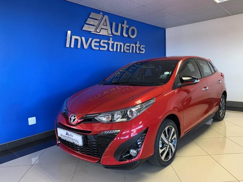 2019 Toyota Yaris 1.5 Sport 5-Door Gauteng Vanderbijlpark_0