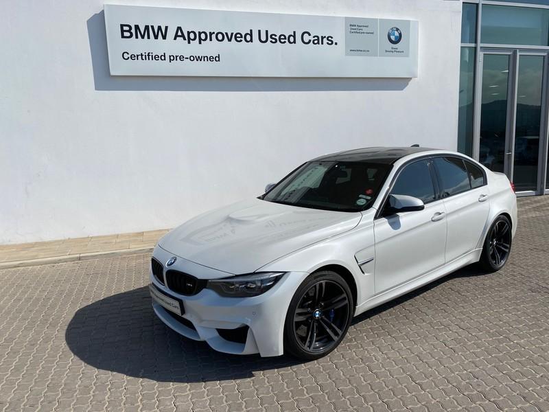 2017 BMW M3 M-DCT Mpumalanga Nelspruit_0