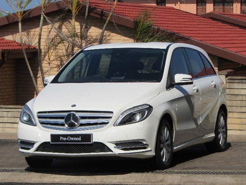 2014 Mercedes-Benz B-Class B 200 Be At  Kwazulu Natal Margate_0