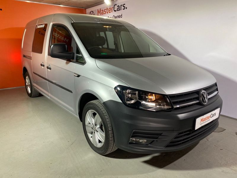 2018 Volkswagen Caddy MAXI Crewbus 2.0 TDi Gauteng Johannesburg_0