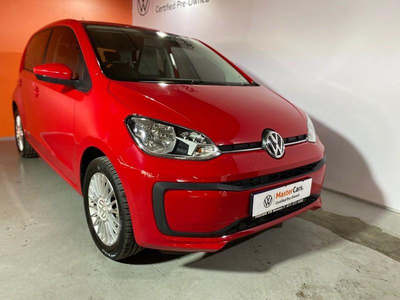2019 Volkswagen Up Move UP 1.0 5-Door Gauteng Johannesburg_0