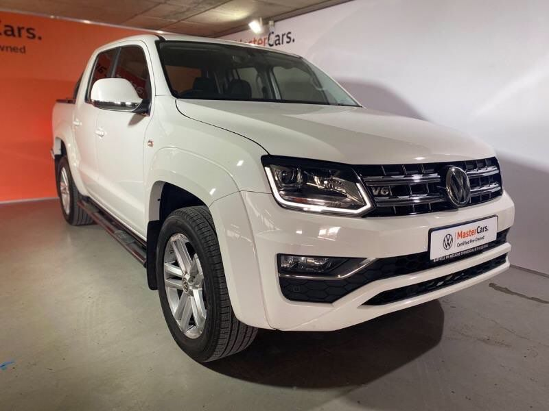 2020 Volkswagen Amarok 3.0 TDi Highline 4Motion Auto Double Cab Bakkie Gauteng Johannesburg_0