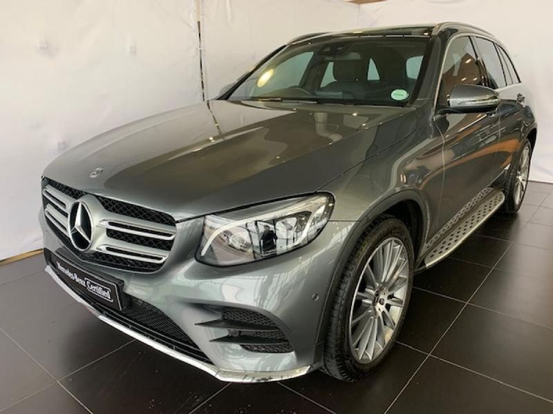 2018 Mercedes-Benz GLC 250d AMG Western Cape Paarl_0