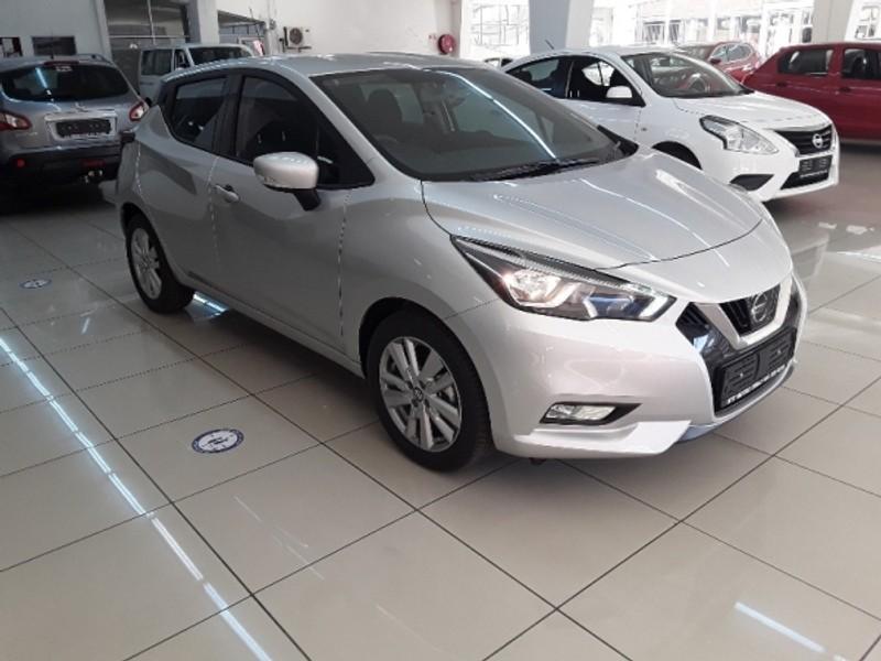 2020 Nissan Micra 900T Acenta Free State Bloemfontein_0