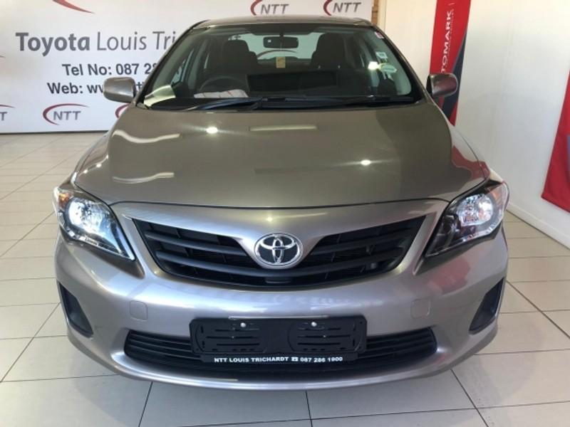 2018 Toyota Corolla Quest 1.6 Limpopo Louis Trichardt_0