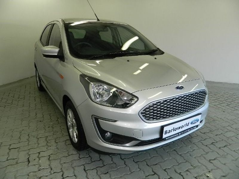 2020 Ford Figo 1.5Ti VCT Trend 5-Door Western Cape Cape Town_0
