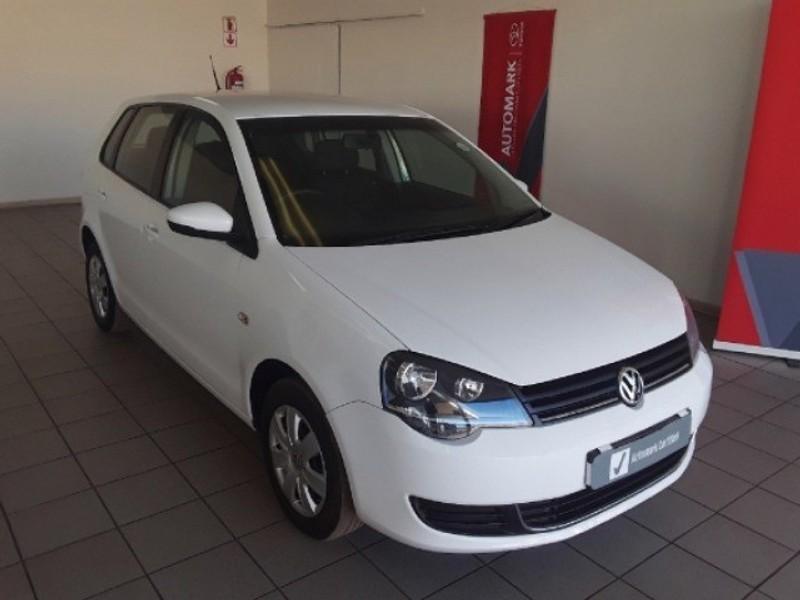 2015 Volkswagen Polo Vivo GP 1.4 Trendline TIP 5-Door Northern Cape Postmasburg_0