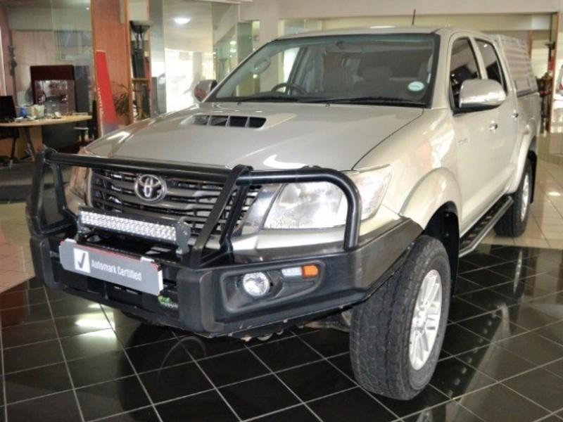 2014 Toyota Hilux 3.0 D-4d Raider 4x4 Pu Dc  Western Cape Tygervalley_0
