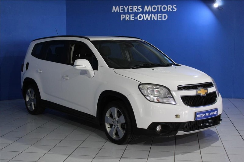 2014 Chevrolet Orlando 1.8ls  Eastern Cape East London_0