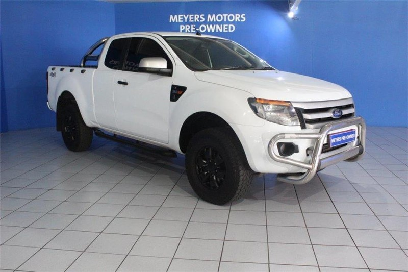 2013 Ford Ranger 3.2tdci Xls 4x4 At Pu Supcab  Eastern Cape East London_0