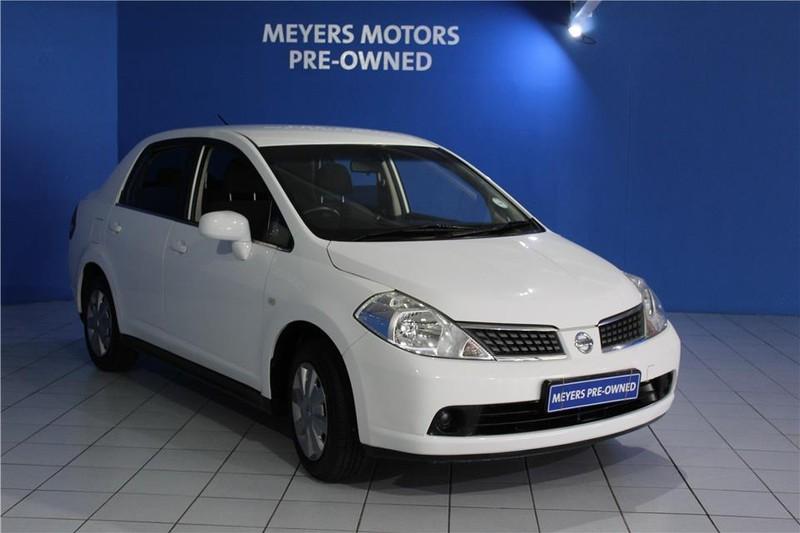 2013 Nissan Tiida 1.6 Visia  MT Sedan Eastern Cape East London_0