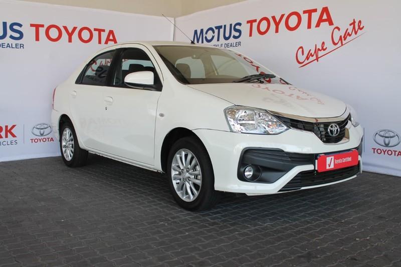 2019 Toyota Etios 1.5 Xs  Western Cape Brackenfell_0