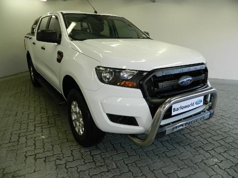 2017 Ford Ranger 2.2TDCi XL Double Cab Bakkie Western Cape Cape Town_0