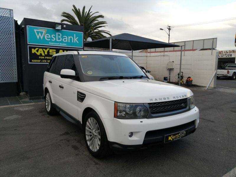 2011 Land Rover Range Rover Sport 3.0 D HSE Western Cape Athlone_0
