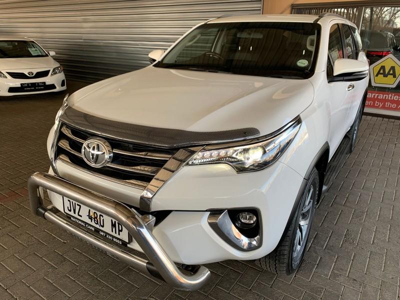 2018 Toyota Fortuner 2.8GD-6 4X4 Auto Mpumalanga Secunda_0