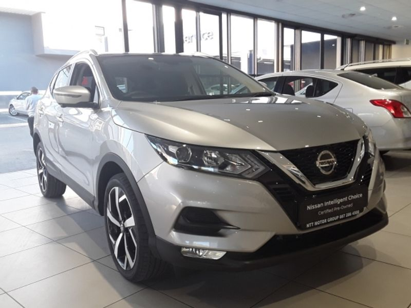 2020 Nissan Qashqai 1.2 Tekna CVT Free State Bloemfontein_0