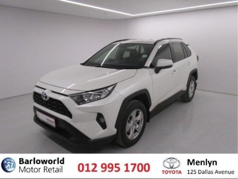 2019 Toyota Rav 4 2.0 GX CVT Gauteng Pretoria_0