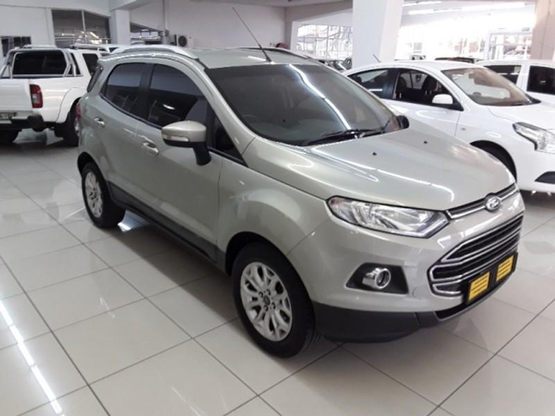2016 Ford EcoSport 1.5TDCi Titanium Free State Bloemfontein_0
