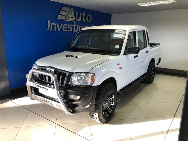 2017 Mahindra Scorpio mHAWK Double Cab Gauteng Vanderbijlpark_0
