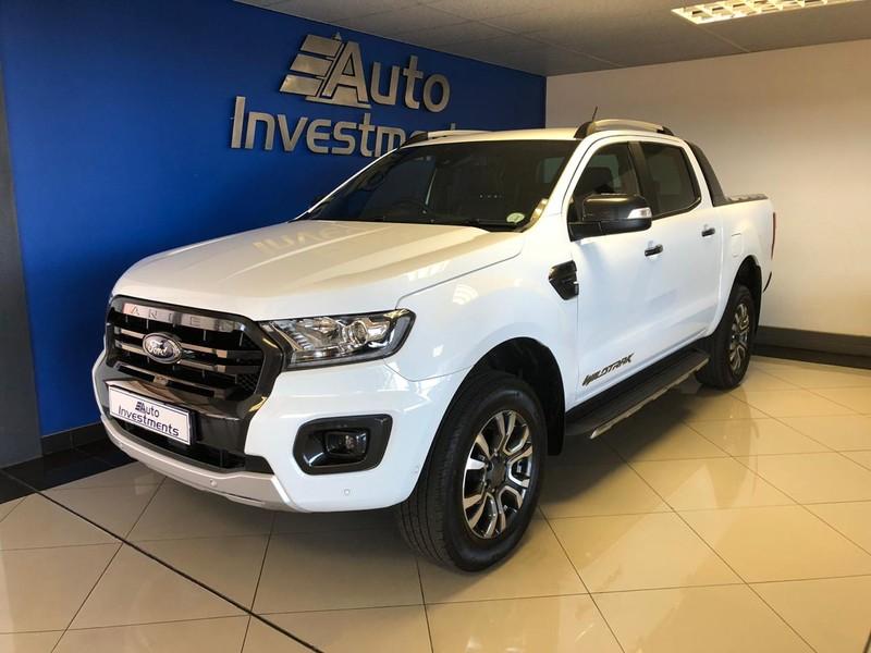 2019 Ford Ranger 2.0TDCi Wildtrak Auto Double Cab Bakkie Gauteng Vanderbijlpark_0