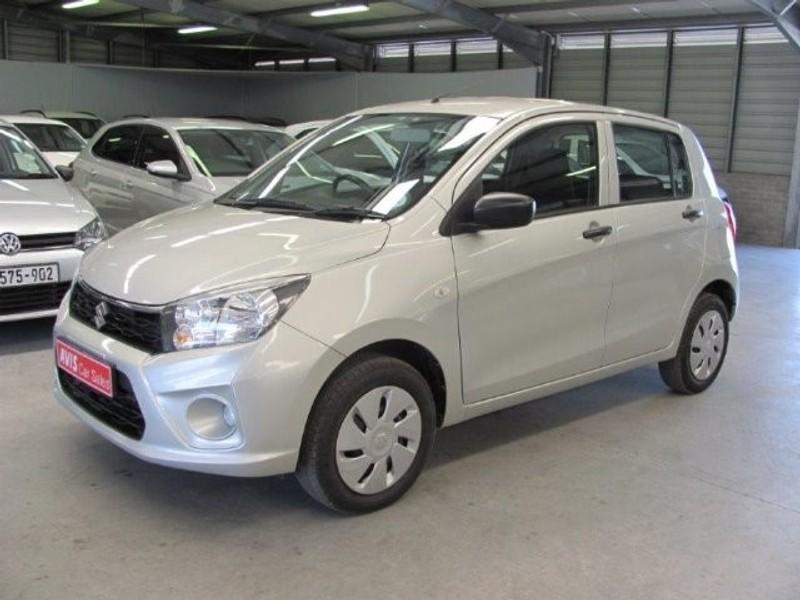 2019 Suzuki Celerio 1.0 GA Western Cape Blackheath_0