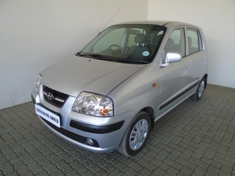 2006 Hyundai Atos 1.1 Gls At  Gauteng Johannesburg_0