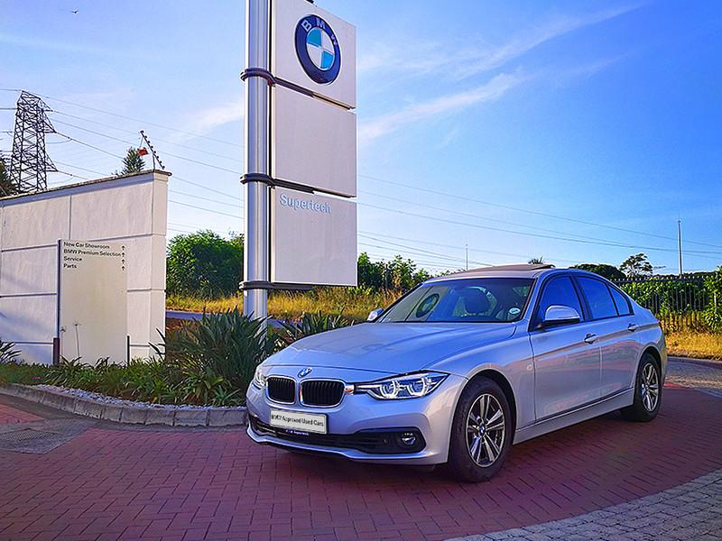 2018 BMW 3 Series 320i Auto Kwazulu Natal Durban_0