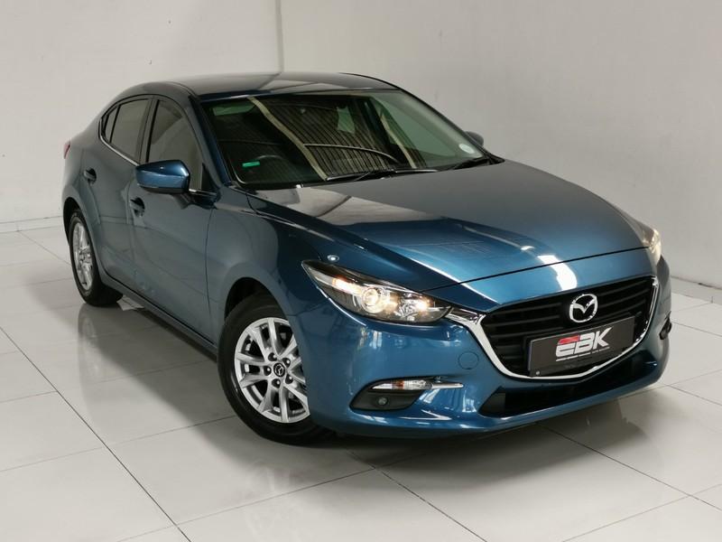 2017 Mazda 3 1.6 Dynamic Auto Gauteng Johannesburg_0