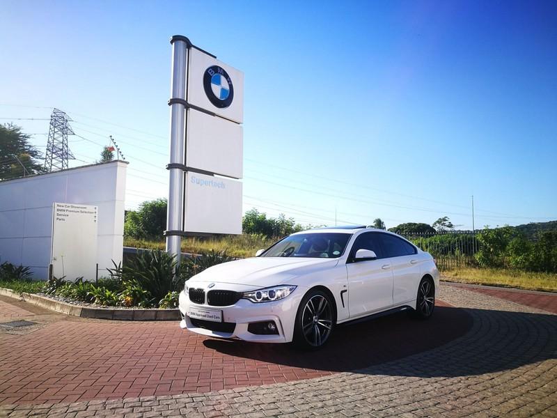 2015 BMW 4 Series 420i Gran Coupe Auto Kwazulu Natal Durban_0