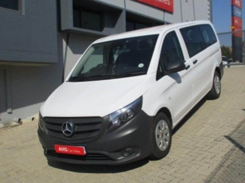 2019 Mercedes-Benz Vito 116 2.2 CDI Tourer Pro Auto Mpumalanga Nelspruit_0