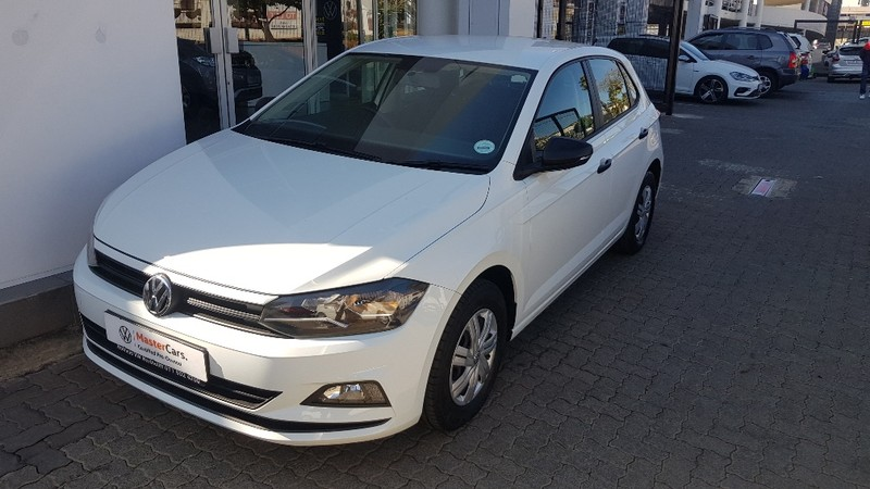 2019 Volkswagen Polo 1.0 TSI Trendline Gauteng Randburg_0