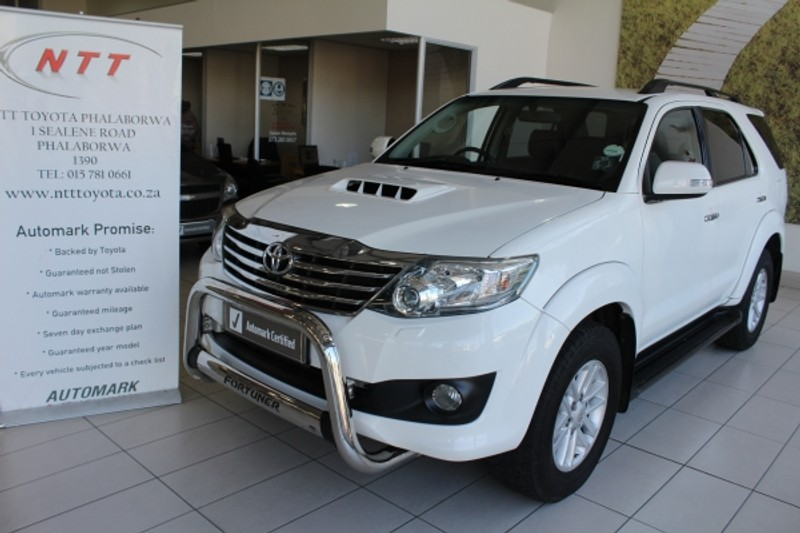 2014 Toyota Fortuner 3.0d-4d 4x4 At  Limpopo Phalaborwa_0