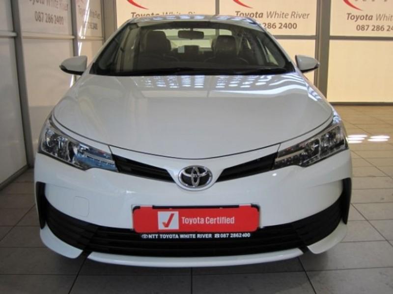 2020 Toyota Corolla Quest 1.8 Prestige Mpumalanga White River_0