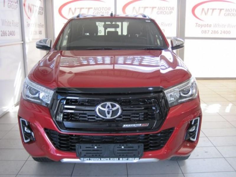 2020 Toyota Hilux 2.8 GD-6 Raider 4X4 Auto Double Cab Bakkie Mpumalanga White River_0