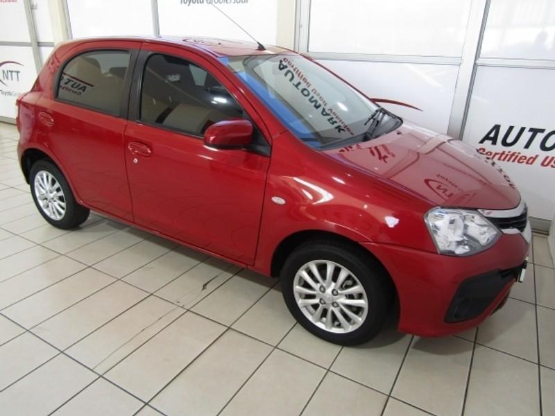 2017 Toyota Etios 1.5 Xs 5dr  Mpumalanga Hazyview_0
