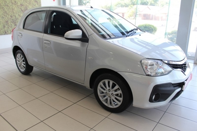 2019 Toyota Etios 1.5 Xs 5dr  Mpumalanga Hazyview_0