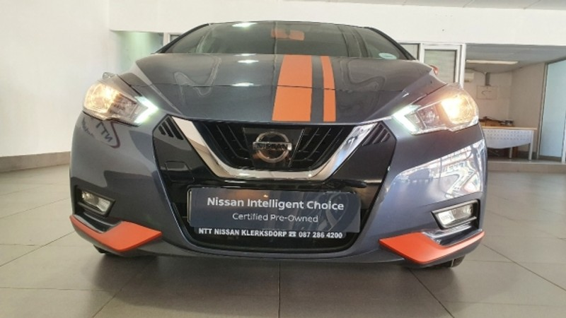 2018 Nissan Micra 900T Acenta Plus North West Province Klerksdorp_0