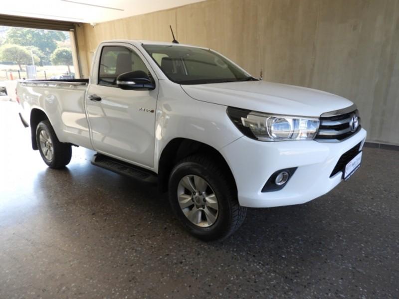 2017 Toyota Hilux 2.4 GD-6 SR 4X4 Single Cab Bakkie Limpopo Tzaneen_0
