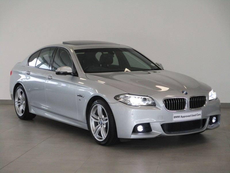 2016 BMW 5 Series 520d AT Sedan F10 Kwazulu Natal Pinetown_0