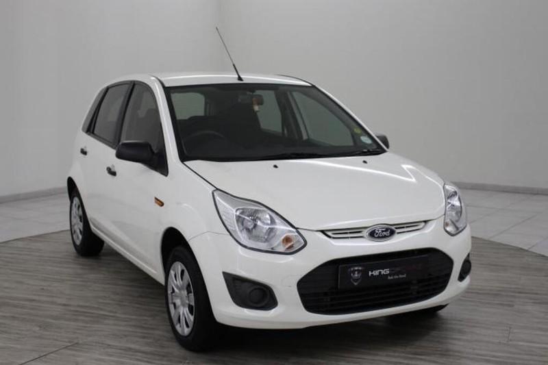 2014 Ford Figo 1.4 Ambiente  Gauteng Boksburg_0
