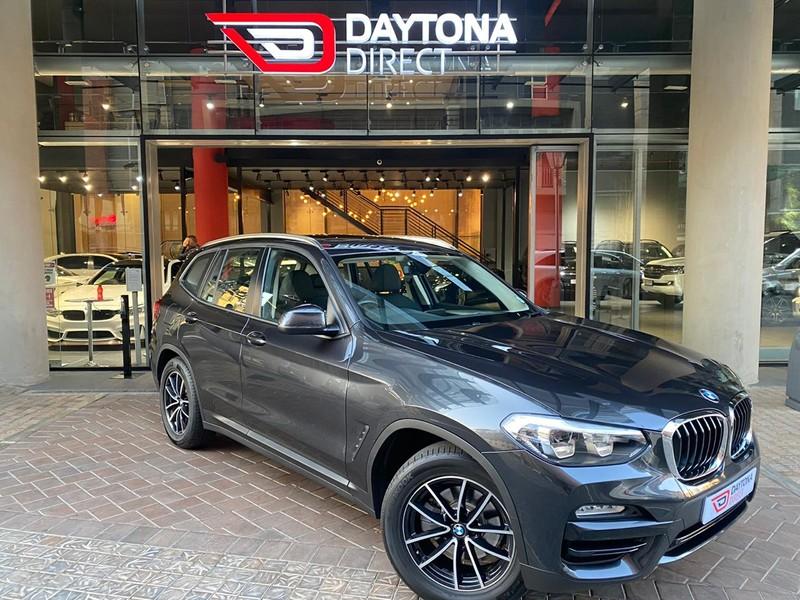 2019 BMW X3 xDRIVE 20d M-Sport G01 Gauteng Johannesburg_0
