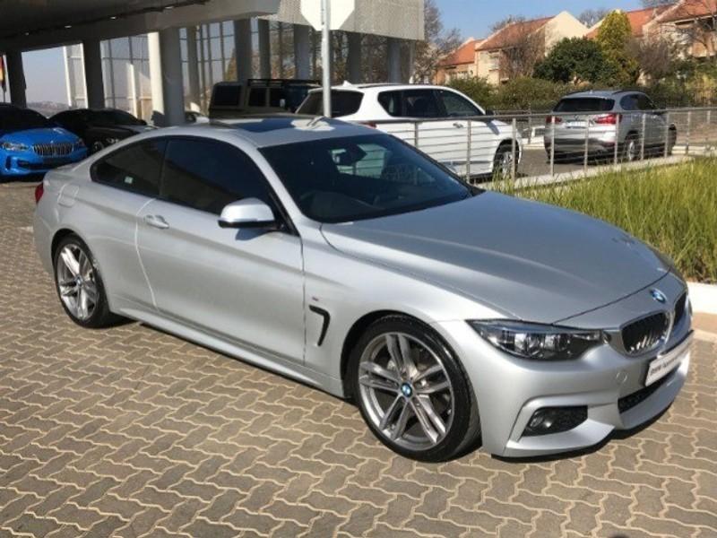 2019 BMW 4 Series 420D Coupe M Sport Plus Auto F32 Gauteng Centurion_0