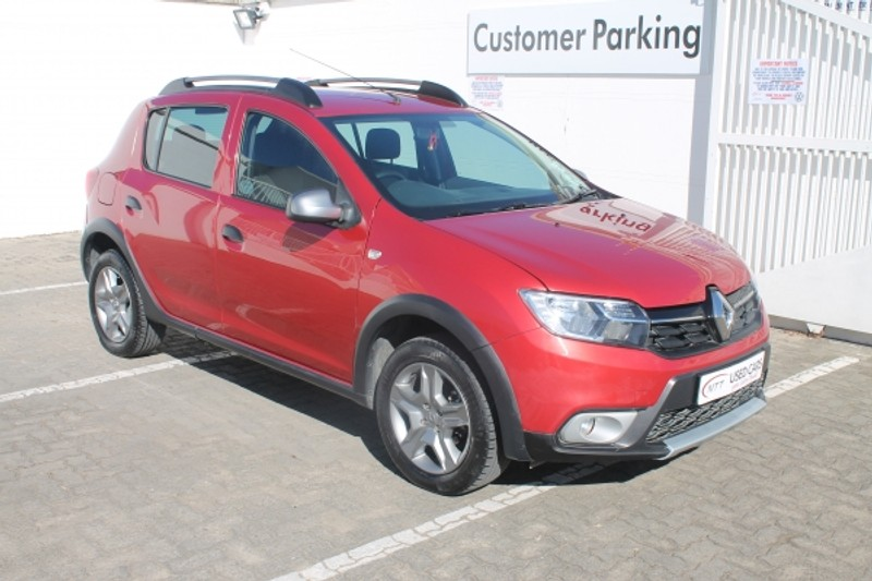 2018 Renault Sandero 900T Stepway Expression Eastern Cape King Williams Town_0