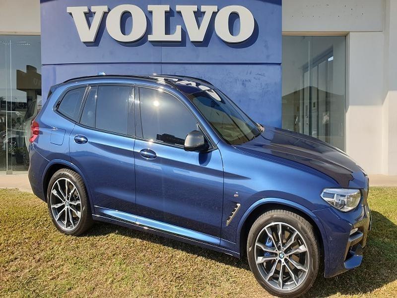 2018 BMW X3 xDRIVE M40i G01 Mpumalanga Nelspruit_0