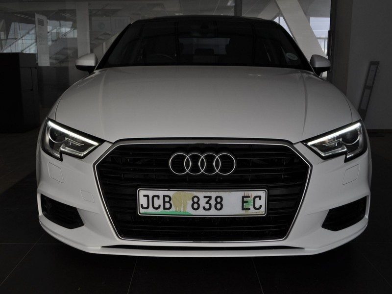 2018 Audi A3 2.0 TDI Stronic Eastern Cape Port Elizabeth_0