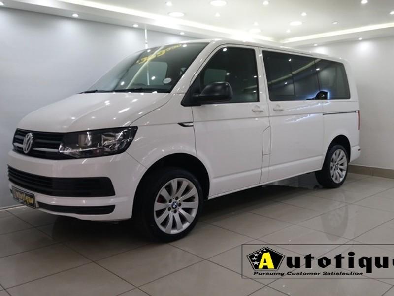2017 Volkswagen Kombi T6 KOMBI 2.0 TDi Trendline Kwazulu Natal Durban_0