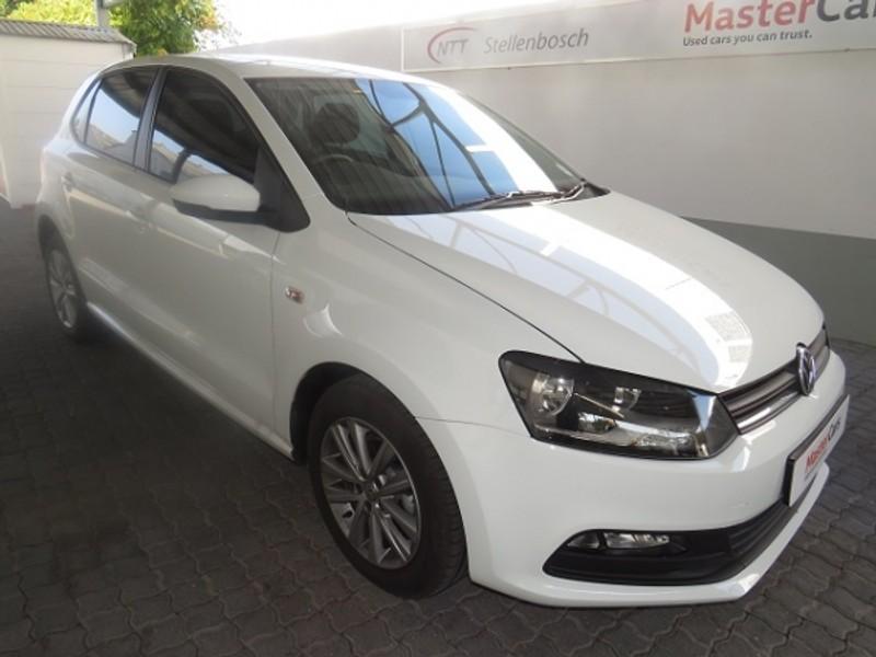 2020 Volkswagen Polo Vivo 1.4 Comfortline 5-Door Western Cape Stellenbosch_0