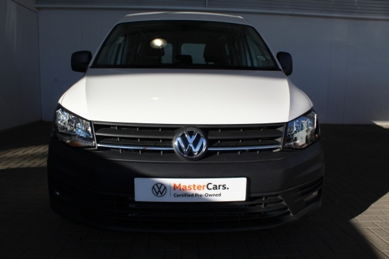 2020 Volkswagen Caddy Crewbus 2.0 TDI Northern Cape Kimberley_0