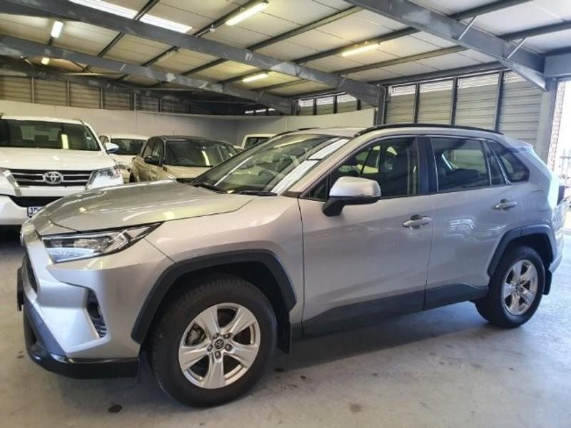 2019 Toyota Rav 4 2.0 GX CVT Western Cape Blackheath_0
