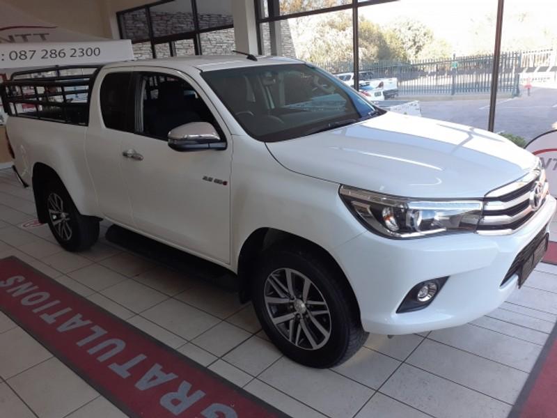 2018 Toyota Hilux 2.8 GD-6 RB Raider Extra Cab Bakkie Auto Limpopo Hoedspruit_0